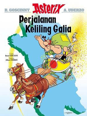 Asterix - Perjalanan Keliling Galia