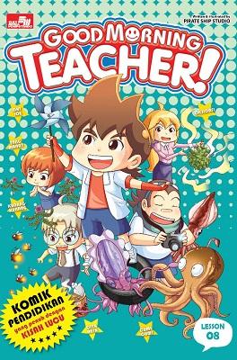 Good Morning Teacher! LESSON 08