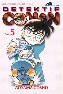 Detektif Conan Premium  05
