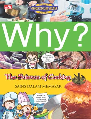 Why? The Science of Cooking YeaRimDang