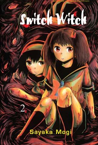 Switch Witch 02 Sayaka Mogi