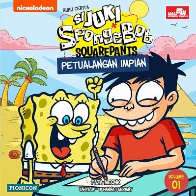 Juki-Spongebob: Petualangan Impian