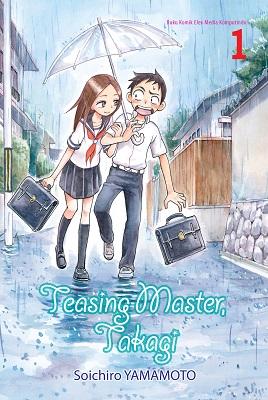 Teasing Master, Takagi 01