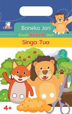 Opredo Boneka Jari - Kisah Rubah dan Singa Tua Tim Oopredoo
