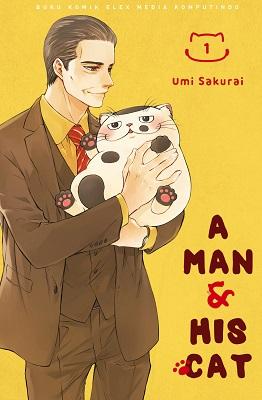 A Man & His Cat 01