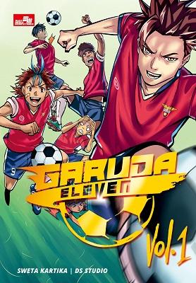Garuda Eleven 01