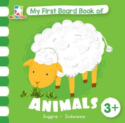 Opredo My First Board Book of Animals