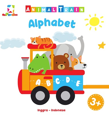 Opredo Animal Train - Alphabet Tim Oopredoo