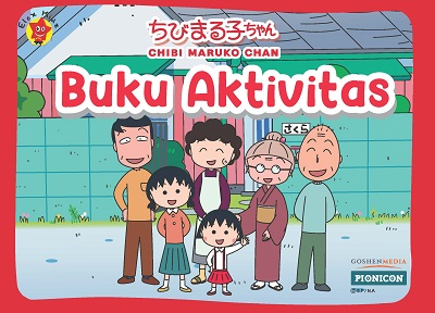 Seri Chibi Maruko Chan: Buku Aktivitas Pionicon