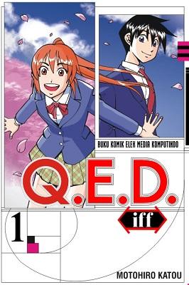 Q.E.D iff 01