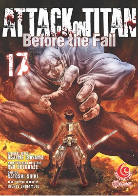 LC: Attack on Titan Before The Fall 17