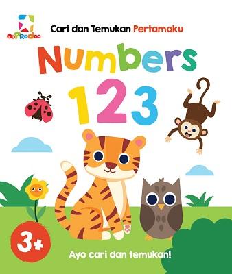 Opredo Cari dan Temukan Pertamaku Numbers 123