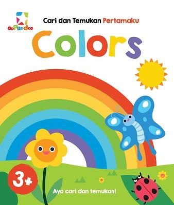Opredo Cari dan Temukan Pertamaku Colors