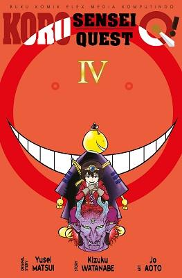 Koro Sensei Quest! IV