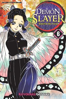 DEMON SLAYER: Kimetsu no Yaiba 06