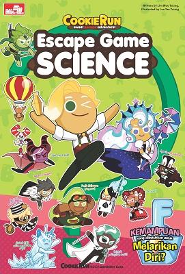 Cookie Run Sweet Escape Adventure! - Escape Game Science Seoul Cultural Publishers, Inc.
