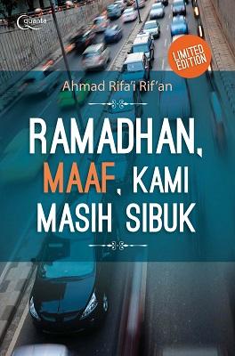 Ramadhan, Maaf Kami Masih Sibuk (Limited Edition)