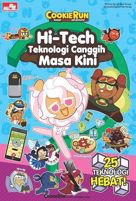 Cookie Run Sweet Escape Adventure! - Hi-Tech Teknologi Canggih Masa Kini Seoul Cultural Publishers, Inc.