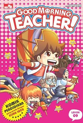Good Morning Teacher! LESSON 09