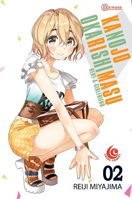 LC: Kanojo Okarishimasu 02 Reiji Miyajima