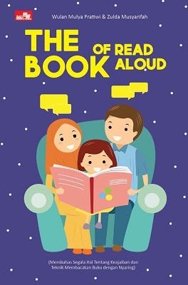 The Book of Read Aloud Wulan Mulya Pratiwi dan Zulda Musyarifah