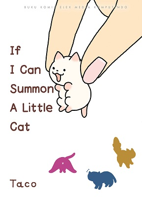 If I Can Summon A Little Cat (Petit Cat 01)
