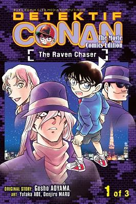 Detektif Conan The Movie: The Raven Chaser 01