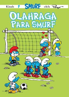 Smurf - Olah Raga Para Smurf