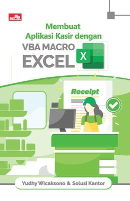 Membuat Aplikasi Kasir dengan VBA Macro Excel