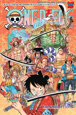 One Piece 96 Eiichiro Oda