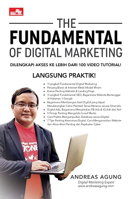 The Fundamental of Digital Marketing Andreas Agung