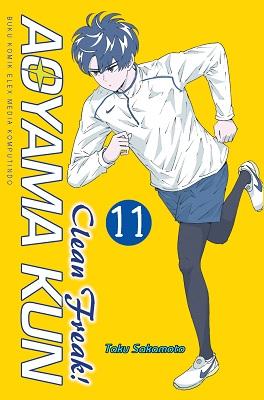 Clean Freak! Aoyama kun 11 Taku Sakamoto