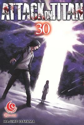 LC: Attack on Titan 30 Hajime Isayama