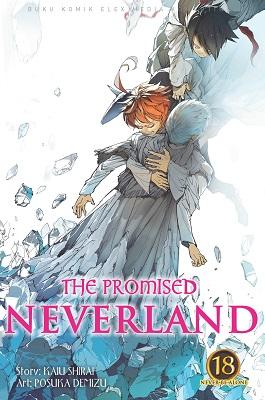 The Promised Neverland 18 Kaiu Shirai, Posuka Demizu