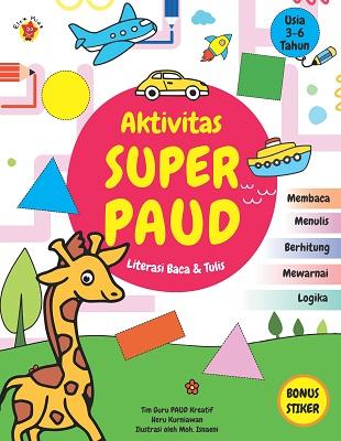 Aktivitas Super PAUD Heru Kurniawan