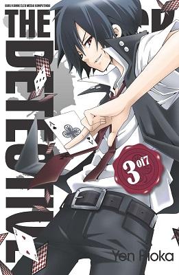 The Black Detective 03 Yen Hioka
