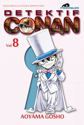 Detektif Conan Premium 08 Aoyama Gosho
