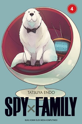 Spy x Family 04 Endou Tatsuya