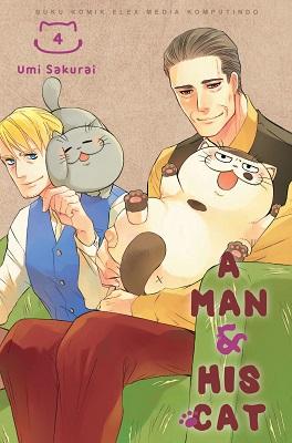 A Man & His Cat 04 Umi Sakurai