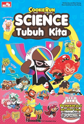 Cookie Run Sweet Escape Adventure! - Science Tubuh Kita