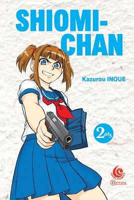 LC: Shiomi-chan 02 Kazurou INOUE