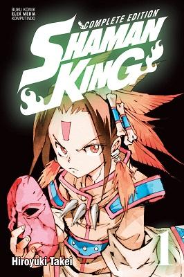 Shaman King Complete Edition 01 Hiroyuki Takei