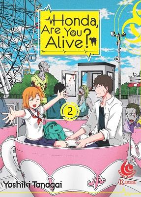 LC: Honda, Are You Alive? 02 Yoshiki Tonogai
