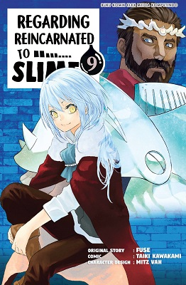 Regarding Reincarnated as Slime 9 Taiki Kawakami