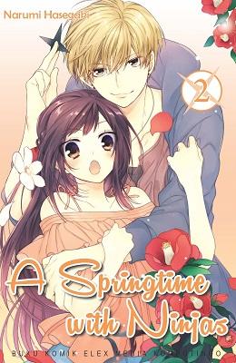 A Springtime with Ninjas 2 Narumi Hasegaki