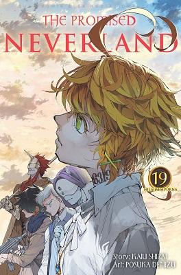 The Promised Neverland 19 Kaiu Shirai, Posuka Demizu