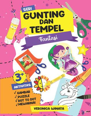 Seri Gunting dan Tempel: Fantasi Veronica Winata