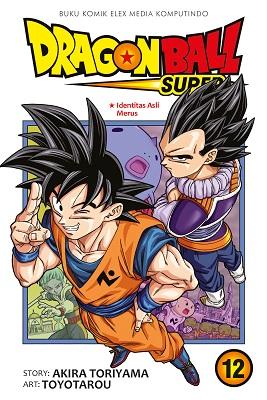 Dragon Ball Super Vol. 12 Akita Toriyama