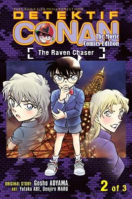 Detektif Conan The Movie: The Raven Chaser 02 Aoyama Gosho
