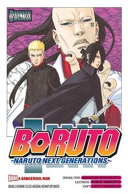 Boruto - Naruto Next Generation Vol. 10 Masashi Kishimoto